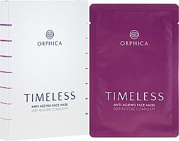 Parfumuri și produse cosmetice Mască antirid pentru față - Orphica Timeless Anti-Ageing Face Mask