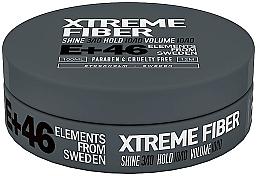 Parfumuri și produse cosmetice Ceară pentru aranjarea părului - E+46 Xtreme Fiber