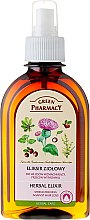Parfumuri și produse cosmetice Elixir împotriva căderii părului - Green Pharmacy