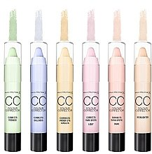 Corector de față - Max Factor CC Colour Corrector Corrects Redness — Imagine N2