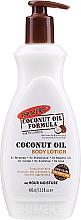 Parfumuri și produse cosmetice Loțiune cu ulei de cocos și vitamina E pentru corp - Palmer's Coconut Oil Formula with Vitamin E Body Lotion