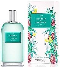 Parfumuri și produse cosmetice Victorio & Lucchino Aguas De Victorio & Lucchino No 9 Pasion Tropical - Apă de toaletă