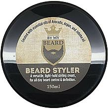 Parfumuri și produse cosmetice Cremă de styling pentru barbă - By My Beard Beard Styler Light Hold Styling Cream