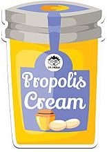 Parfumuri și produse cosmetice Mască de țesut pentru față - Dr. Mola Propolis Cream Sheet Mask