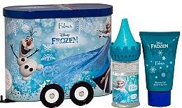 Parfumuri și produse cosmetice Disney Frozen - Set (edt/50 + sh/gel/75)