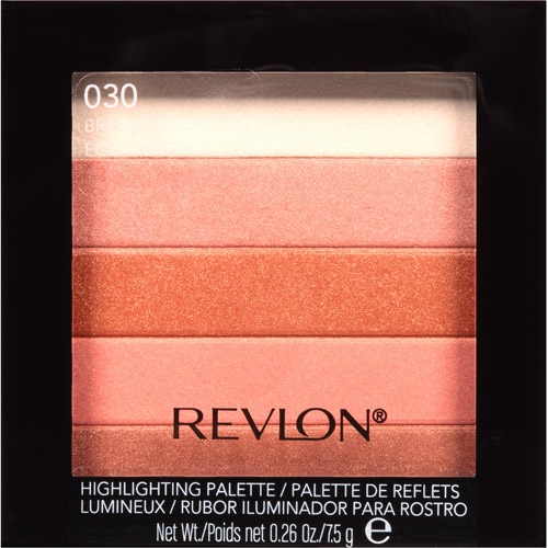 Fard de obraz - Revlon Highlighting Palette