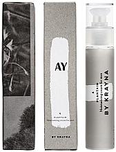 Parfumuri și produse cosmetice Cremă nutritivă de față pentru bărbați - Krayna AY4 Plantain Cream For Man