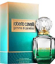Parfumuri și produse cosmetice Roberto Cavalli Gemma di Paradiso - Apă de parfum