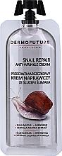 Parfumuri și produse cosmetice Cremă antirid cu mucus de melc - Dermofuture Snail Repair Anti-Wrinkle Cream