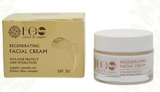 Cremă de față - ECO Laboratorie Revitalizing Face Cream — Imagine N1