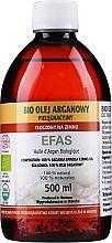 Parfumuri și produse cosmetice Ulei de argan - Efas Argan Oil 100% BIO