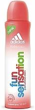 Parfumuri și produse cosmetice Adidas Fun Sensations - Deodorant
