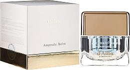 Parfumuri și produse cosmetice Cremă hidratantă cu extract de trufe albe pentru față - D'Alba Ampoule Balm White Truffle Eco Moisturizing Cream