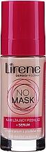 Parfumuri și produse cosmetice Fond de ten, hidratant - Lirene No Mask Moisturizing Foundation + Serum