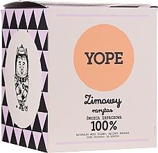 "Lumânare parfumată ""Winter Rarity"" - Yope Winter Rarity Candle — Imagine N1"