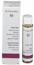 """Parfumuri și produse cosmetice Esență pentru baie """"Salvie"""" - Dr. Hauschka Sage Purifying Bath Essence (mini)"""