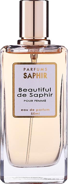 Saphir Parfums Beautiful - Apă de parfum