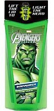 Parfumuri și produse cosmetice Gel de duș, pentru copii - Corsair Marvel Avengers The Hulk Body Wash