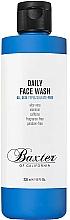 Parfumuri și produse cosmetice Soluție de curățare pentru față - Baxter of California Daily Face Wash