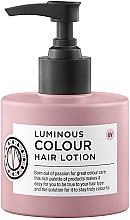 Parfumuri și produse cosmetice Loțiune pentru păr vopsit - Maria Nila Luminous Colour Hair Lotion