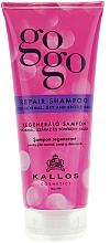 Parfumuri și produse cosmetice Șampon regenerant - Kallos Cosmetics Gogo Repair Shampoo