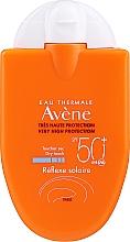 Parfumuri și produse cosmetice Crema de protecție solară - Avene Solaires Cream Reflexe SPF 50+