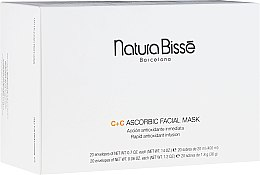 Parfumuri și produse cosmetice Mască antioxidantă cu Vitamina C - Natura Bisse C+C Vitamin Ascorbic Acid Mask