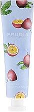 Parfumuri și produse cosmetice Cremă nutritivă pentru mâini - Frudia My Orchard Passion Fruit Hand Cream
