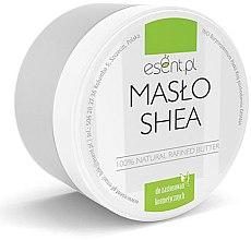 Ulei natural de Shea 100% - Esent — Imagine N1