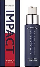 Parfumuri și produse cosmetice Tommy Hilfiger Impact - Ulei pentru barbă și față