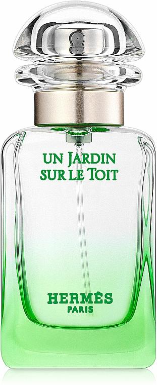 Hermes Un Jardin sur le Toit - Apă de toaletă — Imagine N1