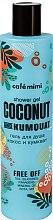 Parfumuri și produse cosmetice Gel de duș - Cafe Mimi Shower Gel Coconut And Kumquat