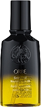 Ulei hidratant pentru păr deteriorat - Oribe Gold Lust Nourishing Hair Oil — Imagine N2