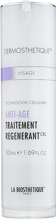 Cremă regenerantă de noapte pentru față - La Biosthetique Dermosthetique Anti-Age Traitement Regenerant — Imagine N2