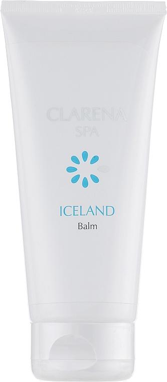 Balsam cremos pentru corp - Clarena Iceland Balm — Imagine N1