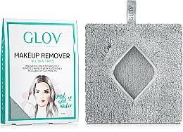 Parfumuri și produse cosmetice Mănușă pentru înlăturarea machiajului, gri - Glov Comfort Hydro Demaquillage Gloves Glam Grey