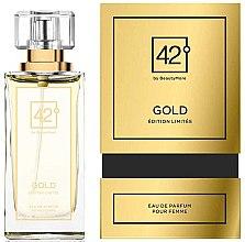 Parfumuri și produse cosmetice 42° by Beauty More Gold Edition Limitee - Apă de parfum