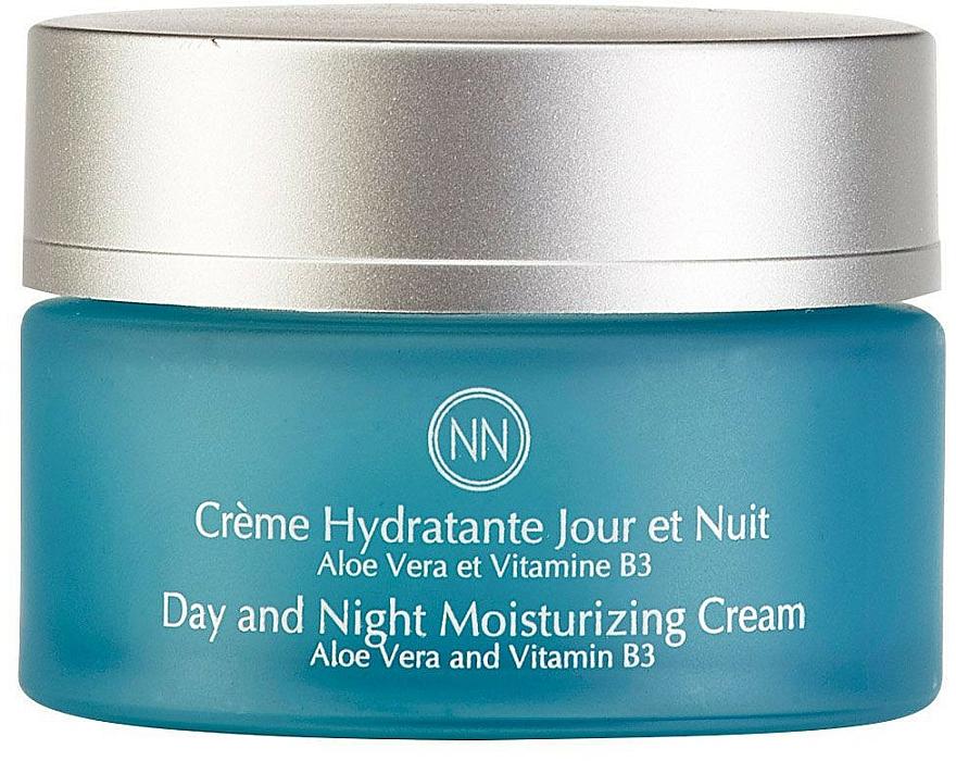 Cremă de față - Innossence Innosource Moisturizing Cream Day And Night — Imagine N1
