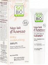 Parfumuri și produse cosmetice Ser facial - So'Bio Etic Deep Moisturizing Serum