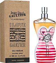 Jean Paul Gaultier Classique Eau Fraiche Andre Edition - Apă de toaletă (tester) — Imagine N2