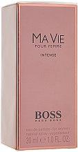 Parfumuri și produse cosmetice Hugo Boss Boss Ma Vie Pour Femme Intense - Apă de parfum