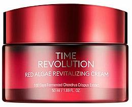 Parfumuri și produse cosmetice Cremă de față - Missha Time Revolution Red Algae Revitalizing Cream
