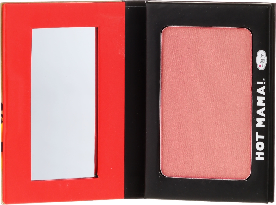 Pudră de obraz- fard - TheBalm All In One Shadow Blush — Imagine N3