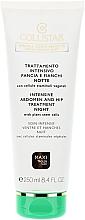 Parfumuri și produse cosmetice Gel anticelulitic de noapte pentru corp - Collistar Abdomen and Hip Intensive Treatment Night 250ml