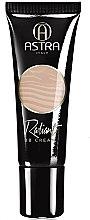 Parfumuri și produse cosmetice BB cremă pentru față - Astra Make-up Radiant BB Cream