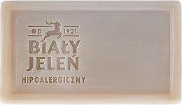 Săpun dermatologic cu argilă verde - Bialy Jelen Apteka Alergika Soap — Imagine N2
