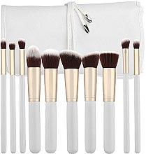 Parfumuri și produse cosmetice Set pensule profesionale pentru machiaj, 10 buc. - Tools For Beauty