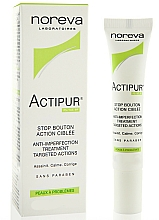 Parfumuri și produse cosmetice Cremă de față - Noreva Laboratoires Actipur Anti-Imperfection Treatment Targeted Actions