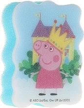 Burete de baie pentru copii - Suavipiel Peppa Pig Bath Sponge — Imagine N1
