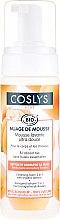 Parfumuri și produse cosmetice Spumă de corp pentru copii - Coslys Baby Care Baby Cleansing FoamWith Organic Apricot Extract